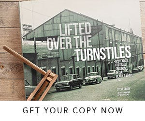 Lifted Over the Turnstiles. Get your copy NOW!